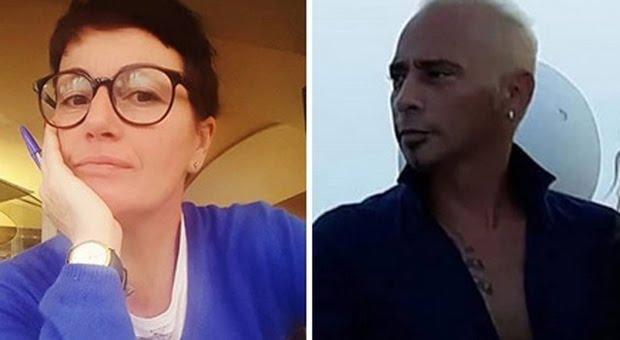 Cristina Plevani e Salvo Veneziano